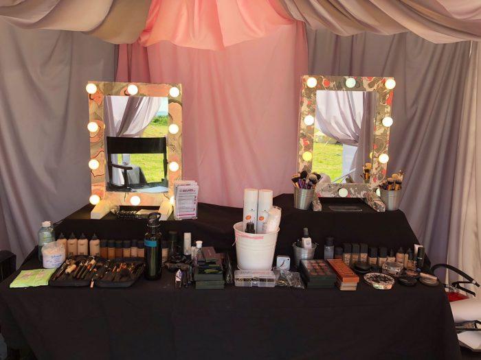 Pop up Bridal salon