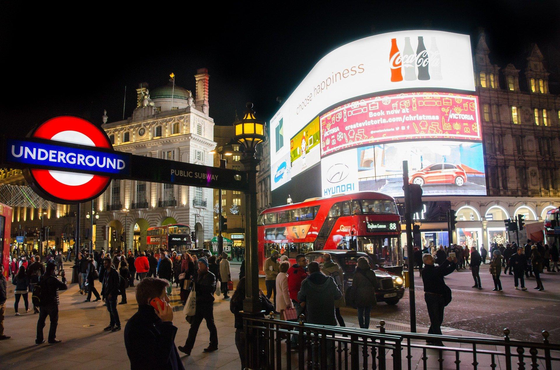 London Pampering