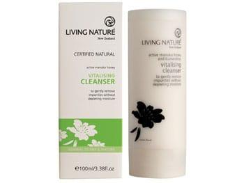 Living Nature Vitalising cleanser