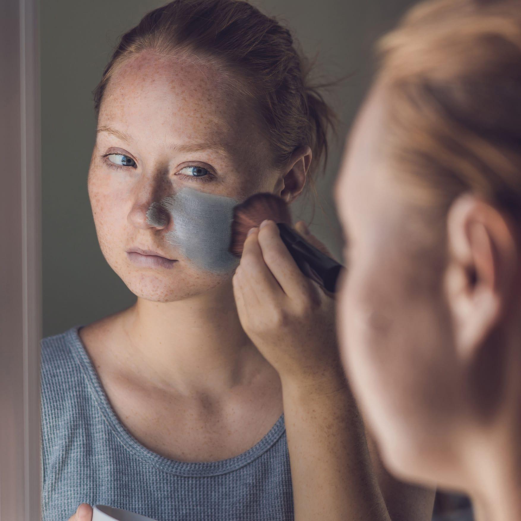 virtual skincare facials